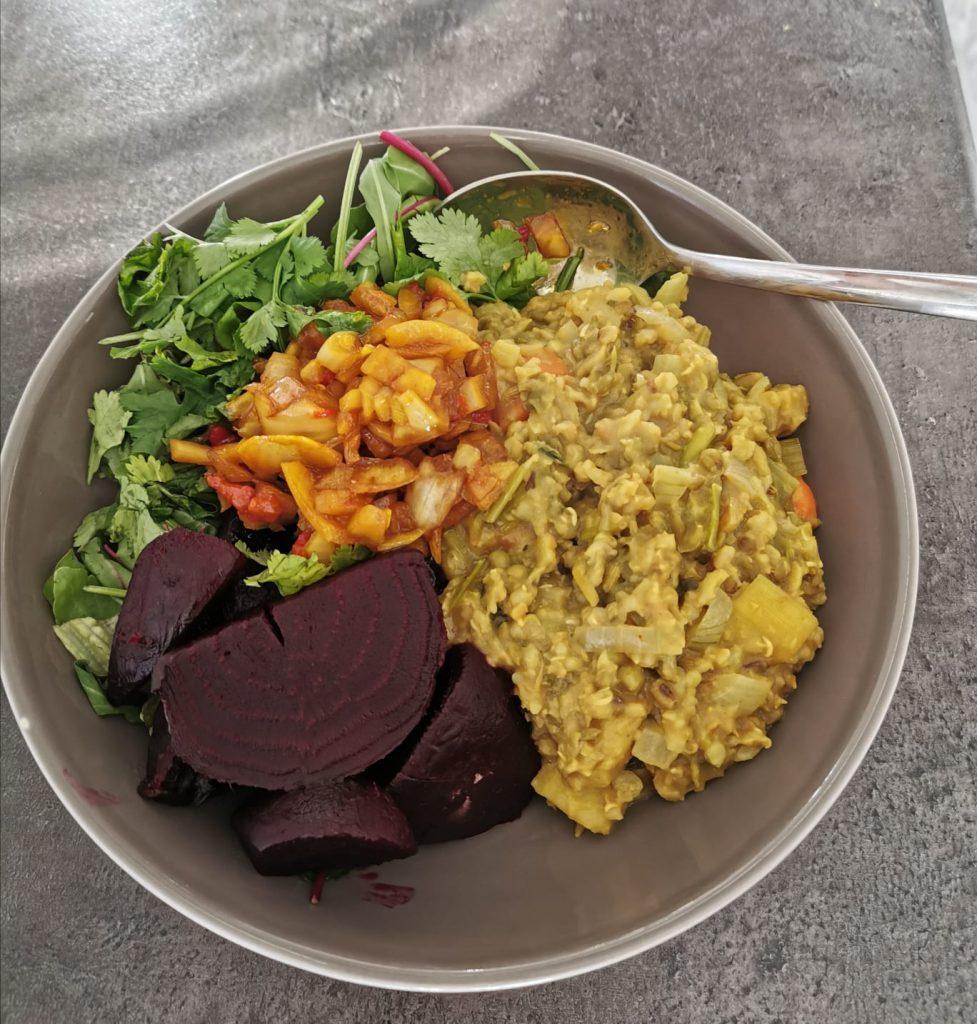 Kitchari dieet